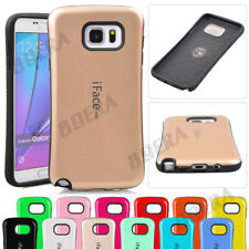 New iFace Mall Glossy Shock Proof TPU Hard Tough Case Cover For Samsung S & Note
