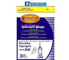 Eureka Type RR Upright Allergen Vacuum Cleaner Bags # 61115A, E-61115B