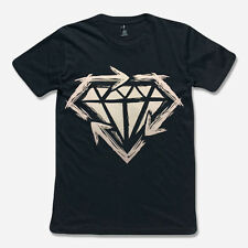Stick To Your Guns Diamond (Black Tee)