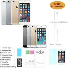 Apple iPhone 5 5S 6 6 Plus Smartphone 4G LTE 1GB 16GB/32GB/64GB Unlocked G0W7