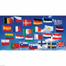 Flag Flags World South Africa African Greece Greek India Indian Jamaica Jamaican