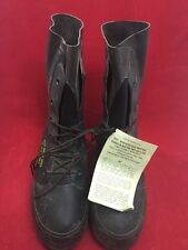 NEW BATA Cold Weather Insulated Rubber Combat Boots Black Mickey Mouse Bunny
