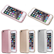 """2200mAh Battery Case External Power Charger Charging Cover For iPhone 6/6S 4.7"""""""