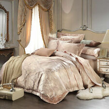 MAJESTY Bedding Collection Luxury Sheets Duvet Cover Set (Double/Full, Queen)