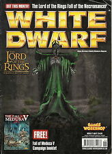 White Dwarf Magazines - 2006 - Various Issues Available