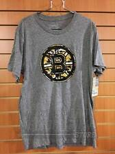 Majestic Boston Bruins Military Camouflage Camo Logo T-Shirt