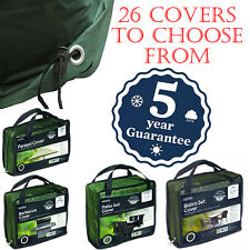 GARDMAN DELUXE GREEN PATIO FURNITURE COVERS 26 VARIETIES WATERPROOF GARDEN SET