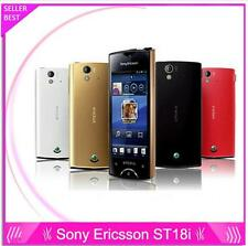 "Original Sony Ericsson Xperia Ray ST18i Unlocked 3.3"" 8MP Android GPS WIFI 3G"