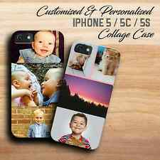 CUSTOM IPHONE 5 CASE | IPHONE 5S COLLAGE COVER | 5C CUSTOM PHOTO | MAKE YOUR OWN