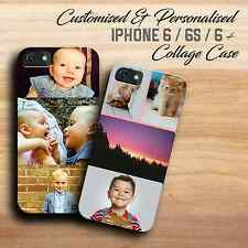 CUSTOM IPHONE 6 CASE | IPHONE 6S COLLAGE COVER | CUSTOM PHOTO | MAKE YOUR OWN