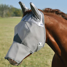Cashel Crusader Long Nose w/Ears Fly Mask