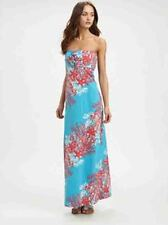 Lilly Pulitzer Shorely Blue Jules Toucan Tango Jersey Maxi Dress Green New