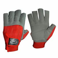 Sailing gloves Amara Boat Rope Yachting High Quality Gloves Half Cut fingers
