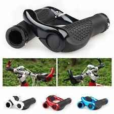1 Pair Mountain Bike MTB Bicycle Cycling Lock-on Handle Bar Ends Handlebar Grips