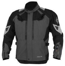 FIRSTGEAR 37.5 KILIMANJARO BLACK TEXTILE MOTORCYCLE RIDING JACKET FREE SHIPPING