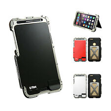 ARMOR KING Iron Man Metal Aluminum Case Cover For Apple iphone 6 plus 5.5 SYH