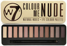 W7 In The Nudes Natural Nudes Eye Colour Palette # BRAND NEW