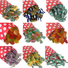 Sugar Free Sweets - 100g to 500g - Lots to Choose From - Diabetic Sweets