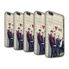 The Vamps Matte Snap Case/Cover for Apple iPhone 4/4S /The Vamps Secret Diary