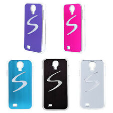 LED Calling Sense Flash Light Hard Case Back Cover for Samsung S4 i9500/i9505 JV