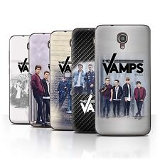 Official The Vamps Case/Cover for Alcatel Idol 2S /The Vamps Photoshoot