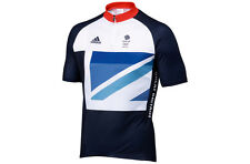Adidas Cycling London Olympics 2012 Team GB SS Cycling Jersey