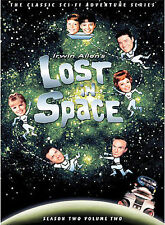 Lost in Space - Season 2: Vol. 2 (DVD,-Disc 1- 3- and 4