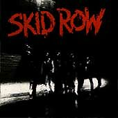 Skid Row by Skid Row (Rare Heavy Metal Cassette - Atlantic) - MINT!