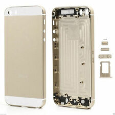 New Alloy Metal Replacement Battery Full Housing Back Case Cover for iPhone 5S