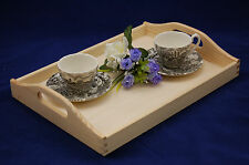 Plain Wooden Tray Perfect for Decoupage and Other Crafts 25x35