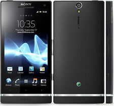 Sony XPERIA S LT26i 32GB Android Smartphone Factory Unlocked Wifi NFC BLACK