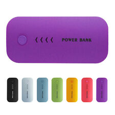 Portable USB 5600mAh External Battery Charger Power Bank for Cell Mobile Phone