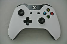 Microsoft Xbox One Wireless Controller Soft Touch White Custom LED Mod