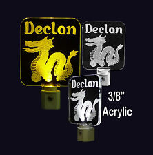 Dragon Personalized LED Night Light - Lamp - Animal