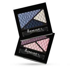 Rimmel Glam Eyes Trio Eyeshadow Full Size New Choose Your Shade