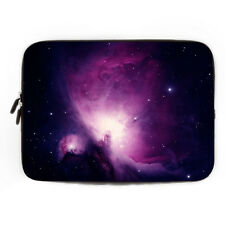 Purple Space Galaxy Neoprene Laptop Tablet Sleeve Case Netbook Bag Pouch Cover