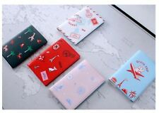 Dosh & Dot Holiday Design Passport Holder Cover Case Travel Anti Skimming