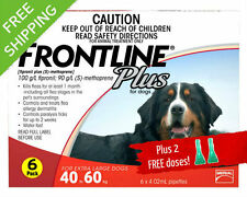 Frontline Plus Extra Large 40-60kg Red