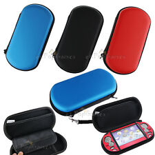 3x Silicone Case Hard Travel Pouch EVA Cover Carry Bag for Sony PS Vita PSV 2000