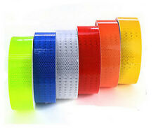 Hi-Vis 50/100/150MM x 40 Meters Roll adhesive vehicle Car reflective safety tape