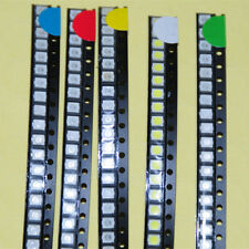 3528 SMD LED Diode Mixed Light Emitting Diodo Bright Red Blue Yellow White Green