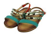 Womens Summer Gladiator Sandals Flats Fashion Thongs T Straps Ladies Style B1075