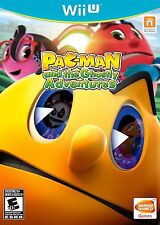 Pac-Man and the Ghostly Adventures (Nintendo Wii U, 2013) NEW SEALED