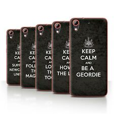 Official Newcastle United FC Case for HTC Desire 628 /NUFC Keep Calm