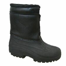 Equestrian Stable WaterProof Rubber Thermo Lined Country Walking Mucker Boots