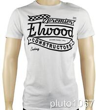 **NEW**ELWOOD** white tshirt - sz  XL mens RRP$59.95