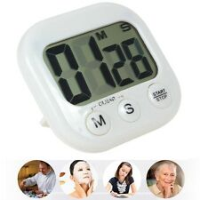 Kitchen Clock Digital LCD Cooking Timer Sport Count-Down Up Clock Loud Alarm