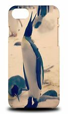 FUN CLASSIC ZOO ANIMAL PENGUIN #3 HARD CASE COVER FOR APPLE iPHONE 7