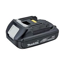 Makita LITHIUM-ION BATTERY 18V Anytime Charge Japanese Brand- 1.5Ah or 3.0Ah