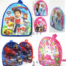 Childrens Nursery School Bags Kids Lightweight Travel Shoulder Backpack Toddler
